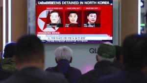 Amerika vermutet bis zu 120.000 politische Gefangene in Nordkorea