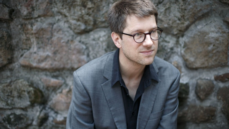 """Thomas Huber liest """"sarajewo"""" von Jan Wagner"""