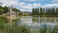 Das Schloss seines Vaters: In der ehemaligen Wasserburg Combourg verbrachte Chateaubriand zwei Jahre seiner Jugend. Heute erinnert dort eine kleine Ausstellung an ihn