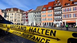 Wieder mehr als 11.000 Neuinfektionen in Deutschland