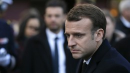 En-Marche-Mitglieder kritisieren Personenkult um Macron