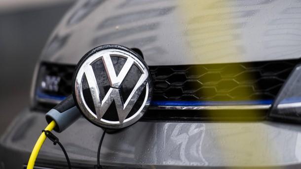 Volkswagen plant Batteriezellfabrik in Salzgitter