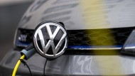 Will mehr mit Batterien fahren: Volkswagen