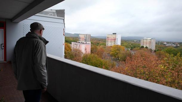 """""""Neues Wohnzimmer"""" für Schelmengraben"""