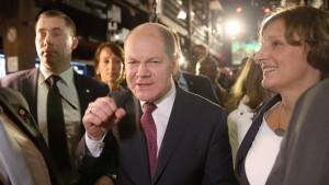 Hamburg steuert nach Sieg der SPD auf Rot-Grün zu