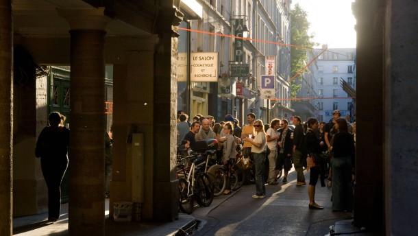 Steuerkeule aus Paris für Reiche und Unternehmen