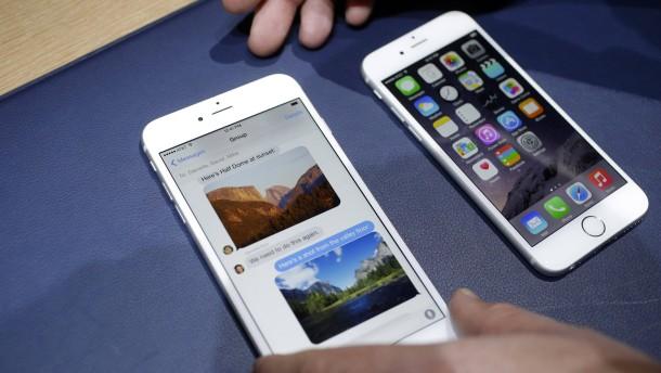 China macht unsere Smartphones billig