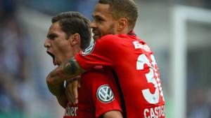 """""""Ein großer Verein"""" für Stürmer Luc Castaignos"""