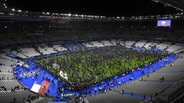 Frankreichs Begegnung mit der eigenen Angst