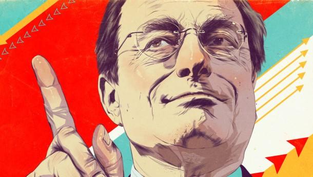 Mario Draghi macht alles neu
