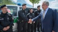 Herrmann: Grenzkontrollen in EU könnten nötig werden