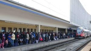Österreich stoppt Zugverkehr nach Ungarn