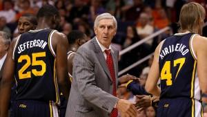 Früherer Basketball-Coach Jerry Sloan ist tot