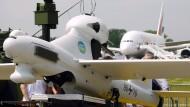 Drohnen für Ukraine vorgestellt