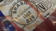 Brasilien soll auf Fleischexporte verzichten
