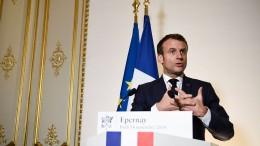 Macron will Grundsatzdebatte bei Londoner Nato-Gipfel