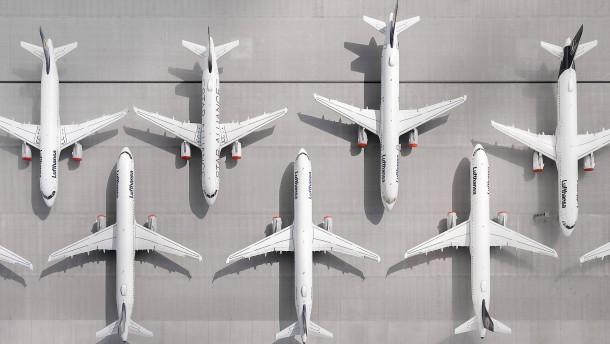 Flughäfen im Ausnahmezustand