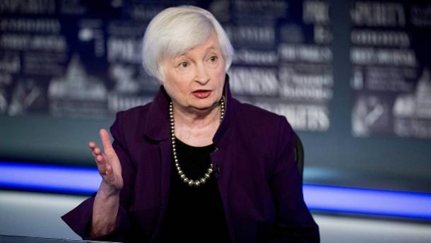 Yellen wirbt für globale Mindeststeuer auf Unternehmensgewinne