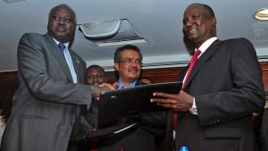Waffenstillstand im Südsudan