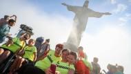 Die Vorfreude bei den deutschen Teilnehmern der Paralympischen Spiele ist groß.