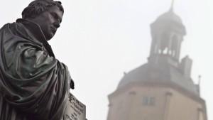 Gott bleibt bei Luther immer auch ein Rätsel