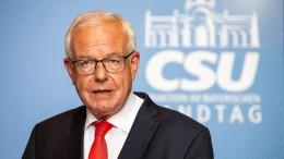 CSU-Politiker stellt Aiwanger als Vize-Ministerpräsidenten in Frage