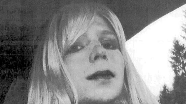 Chelsea Manning kommt am Mittwoch frei