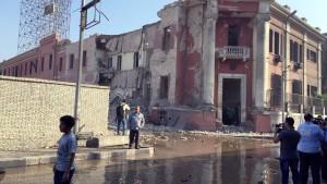 """""""Islamischer Staat"""" bekennt sich zu Attentat vor italienischem Konsulat"""