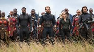 "Die ""Avengers"" stürmen an die Spitze"