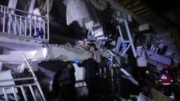 Schweres Erdbeben erschüttert die Türkei