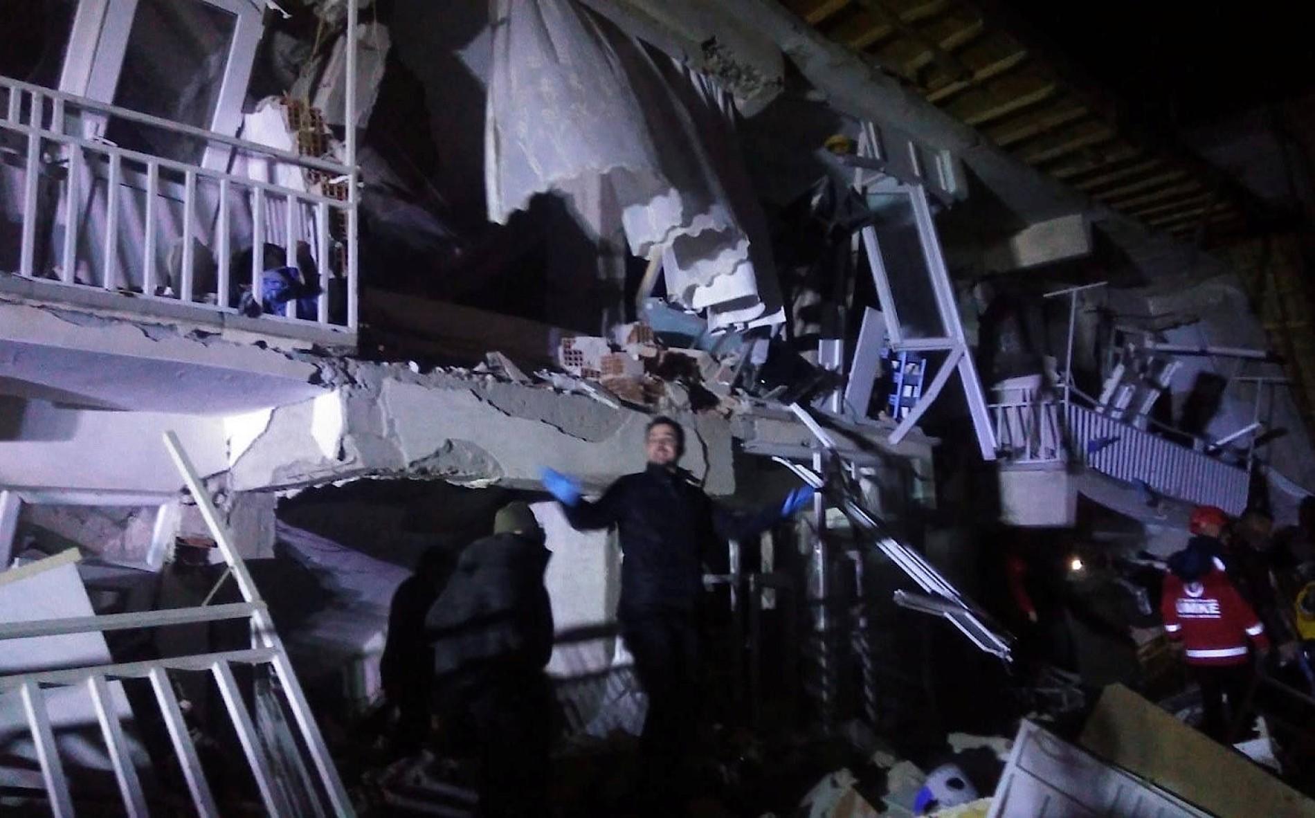Erdbeben türkei 2020