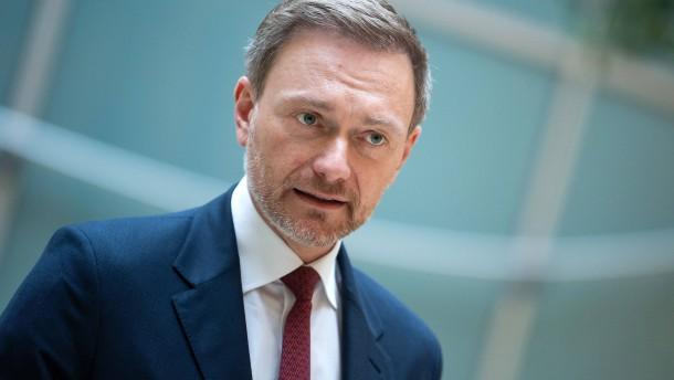 """Lindner: Ausgangssperren sind """"nicht einmal wirksam"""""""