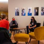Gesprächskreis: Asexuelle Menschen treffen sich zum Stammtisch im Lesbisch-Schwulen Kulturhaus.