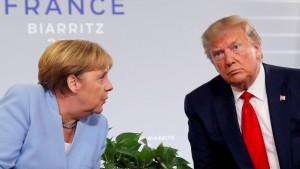 Trump will G-7-Gipfel verschieben und Putin einladen
