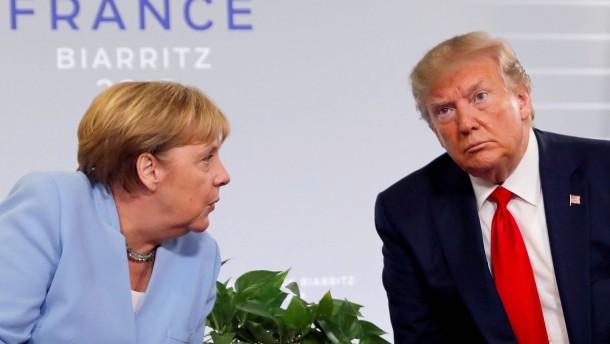 Trump will G7 um vier Länder erweitern und auch Putin einladen