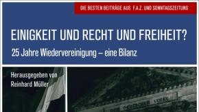 F.A.Z.-eBook Deutschland einig Vaterland?