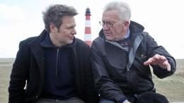 Kretschmann für Habeck als Kanzlerkandidaten