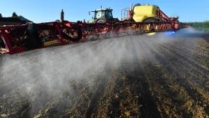Glyphosat-Verbot in Frankreich gescheitert