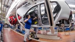 VW sieht 100.000 Arbeitsplätze in Gefahr