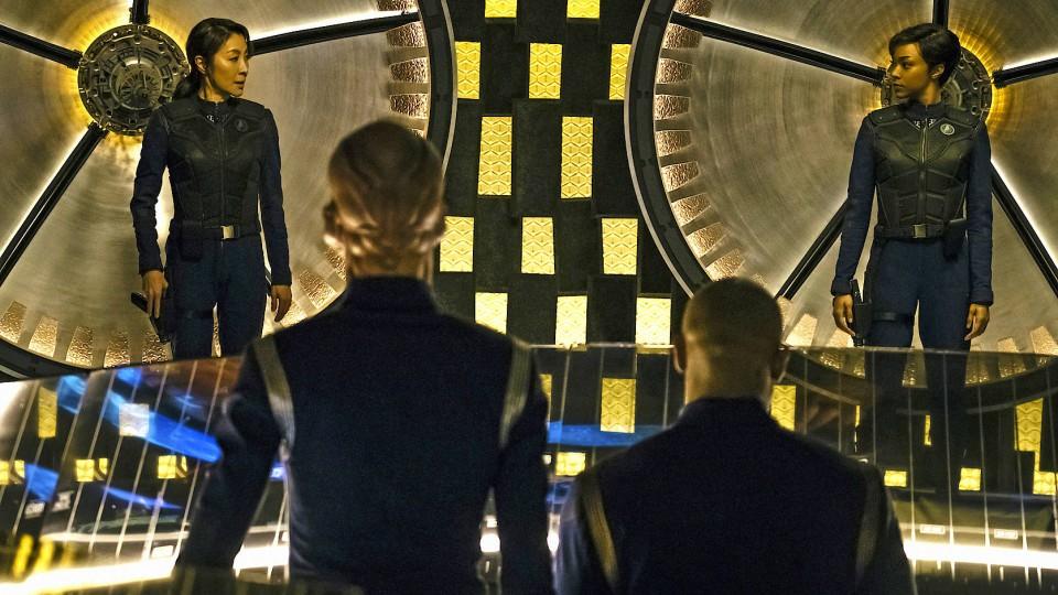 Star Trek Discovery: Trailer verrät, wie Staffel 1 weitergeht