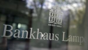 Dr. Oetker verkauft Bankhaus Lampe