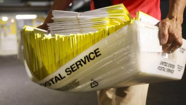 Angriff auf die amerikanische Post – und die Demokratie