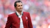 Der ehemalige Bayernprofi Hasan Salihamidzic wird neuer Sportdirektor.