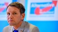 Thüringens AfD-Chef Bernd Höcke