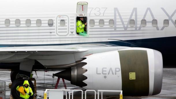 Die Rückkehr der 737 Max bleibt ungewiss