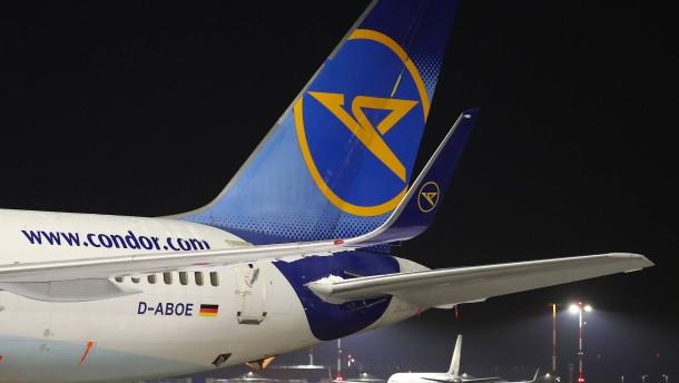 Condor wirft Lufthansa Machtmissbrauch vor