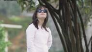 Braucht man eine Sonnebrille? Das kann Mélanie Ségard kommende Woche im Fernsehen verkünden.