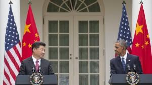 Obama warnt China vor Hackerangriffen