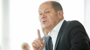Scholz will für stabile Renten sorgen