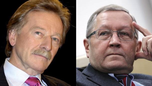 Eurostaaten lösen Personalblockade